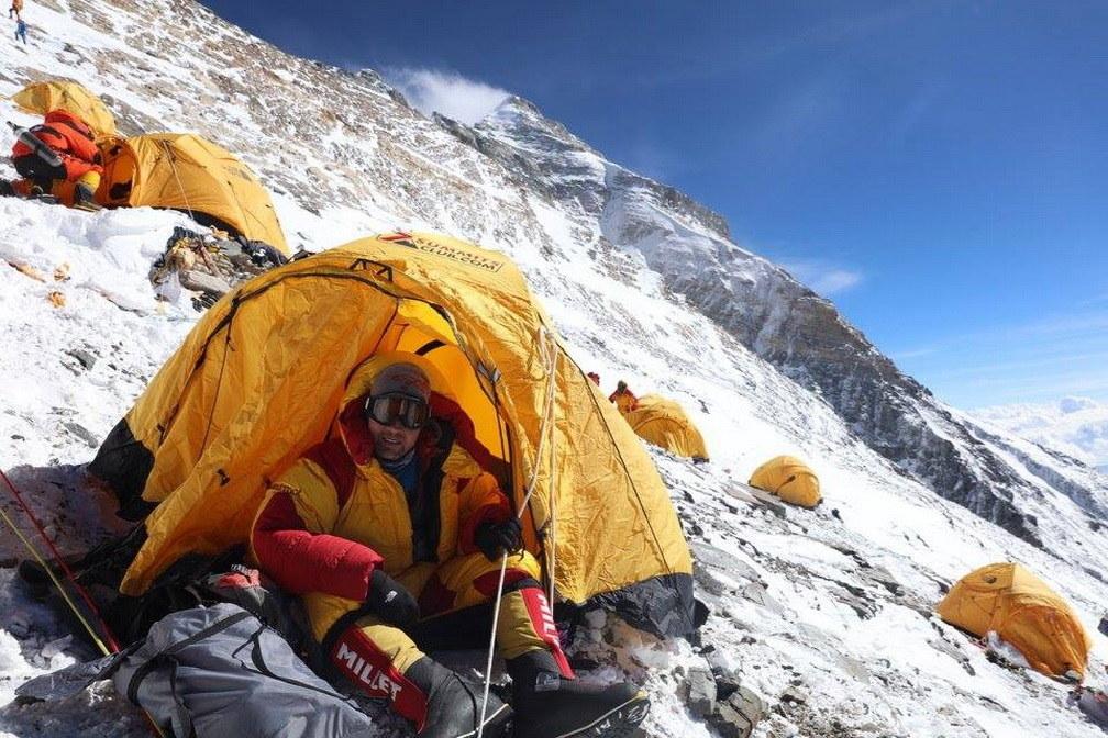 Восхождение на эверест фотоотчет